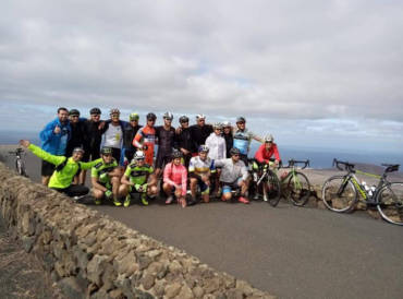 LANZAROTE TRAINING CAMP 2017